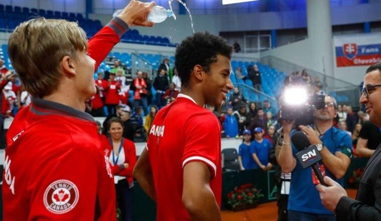 Zverev elogia Aliassime e Shapovalov: «O Canadá tem dois campeões de Grand Slams a crescer»