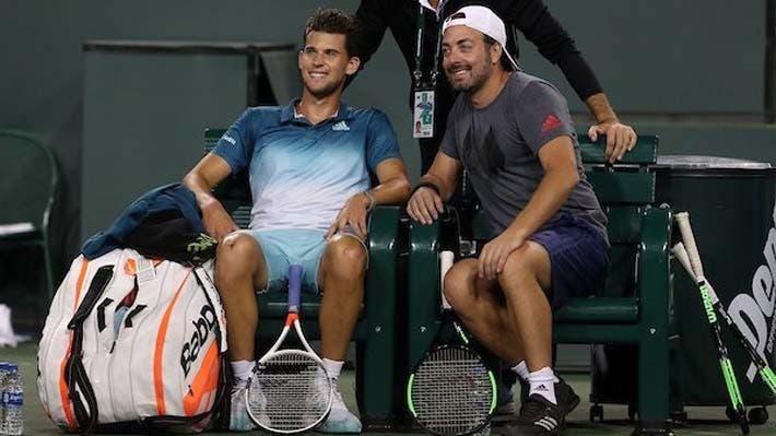 Massú deixa Thiem nas ATP Finals… por causa da Taça Davis