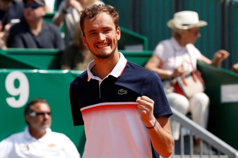 Se a época acabasse depois de Madrid, as ATP Finals teriam três estreantes