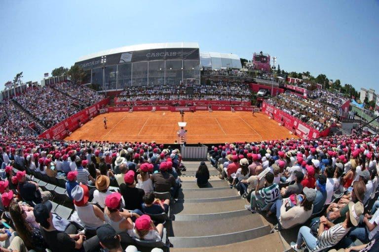 Bilhetes para as meias-finais e FINAL do Estoril Open estão ESGOTADOS!