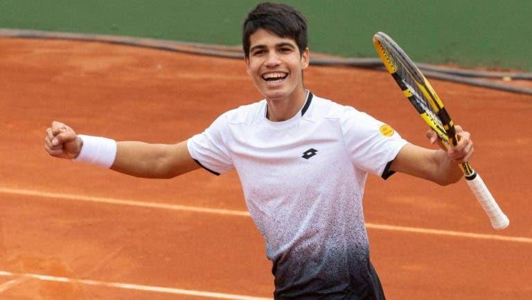 Prodígio espanhol de 16 anos recebe wild card para o Rio Open