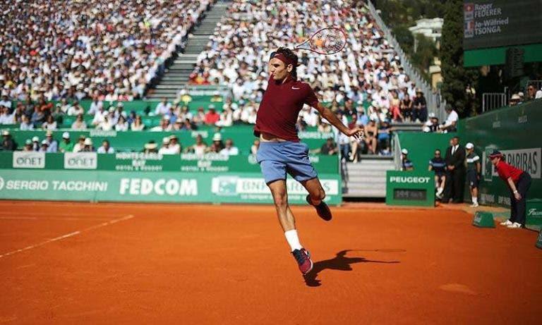 Como é que Federer se vai apresentar em terra batida? As opiniões de alguns dos melhores jogadores do mundo