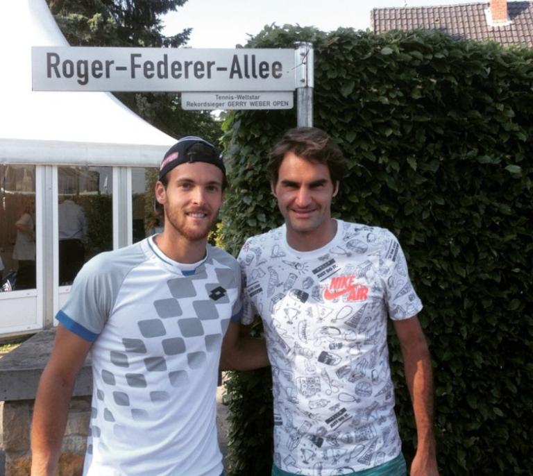 CANCELADO. Sousa e Federer já não se defrontam esta quarta-feira