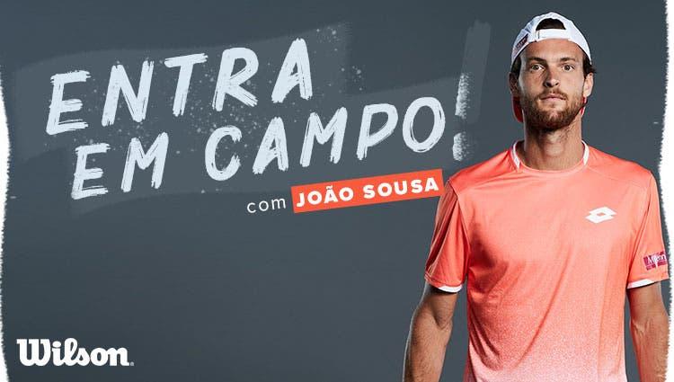 Habilita-te a fazer um treino com o João Sousa!