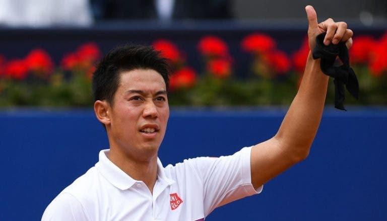 Nishikori concretiza apenas 5 de 24 (!) break points mas segue para os oitavos de final em Madrid