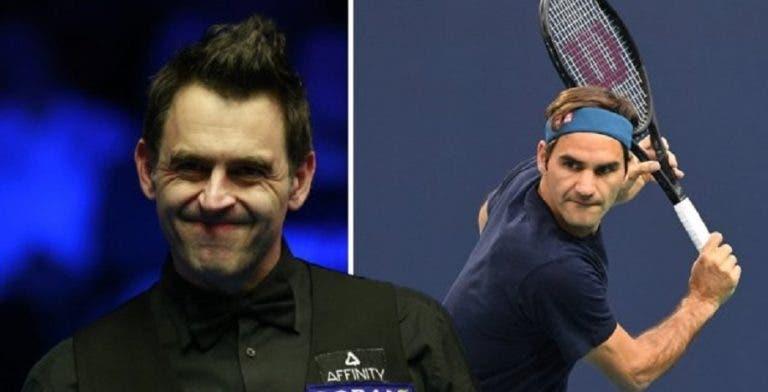 O'Sullivan: «Sou como Federer e Tiger Woods nas respetivas modalidades»