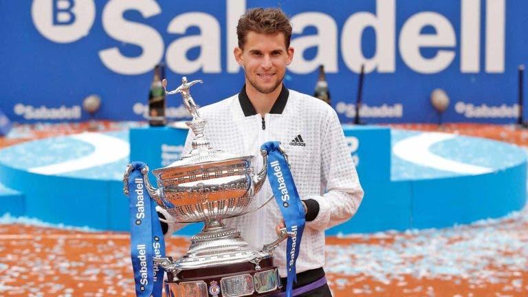 Conheça a fabulosa lista de inscritos no ATP 500 de Barcelona