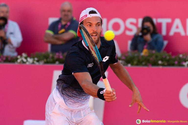 Em duelo de GOATs, Sousa não resiste a Federer na 2.ª ronda de Roma