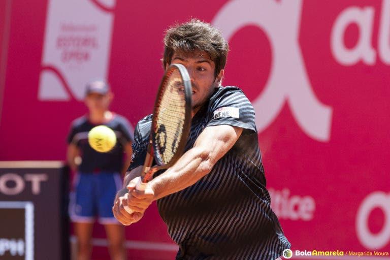 US Open. Siga o duelo entre João Domingues e Evgeny Donskoy