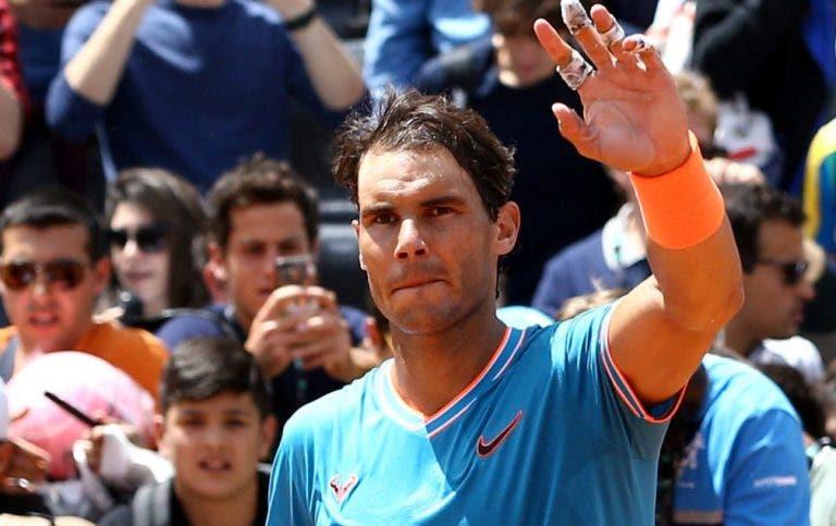 Rafa Nadal é confirmado no ATP 500 de Barcelona… por David Ferrer