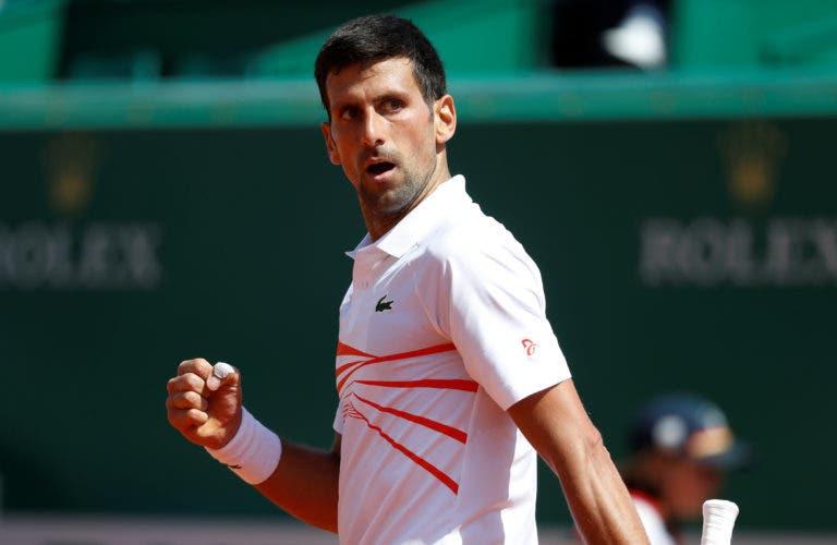 Cincinnati: siga Novak Djokovic vs Lucas Pouille no nosso live center