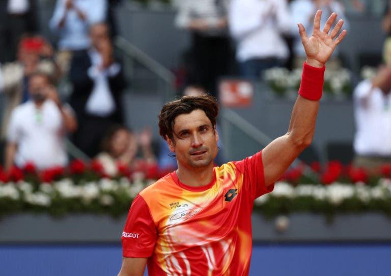 David Ferrer: «Gostava de ser capitão na Davis Cup, mas agora não é o momento certo»