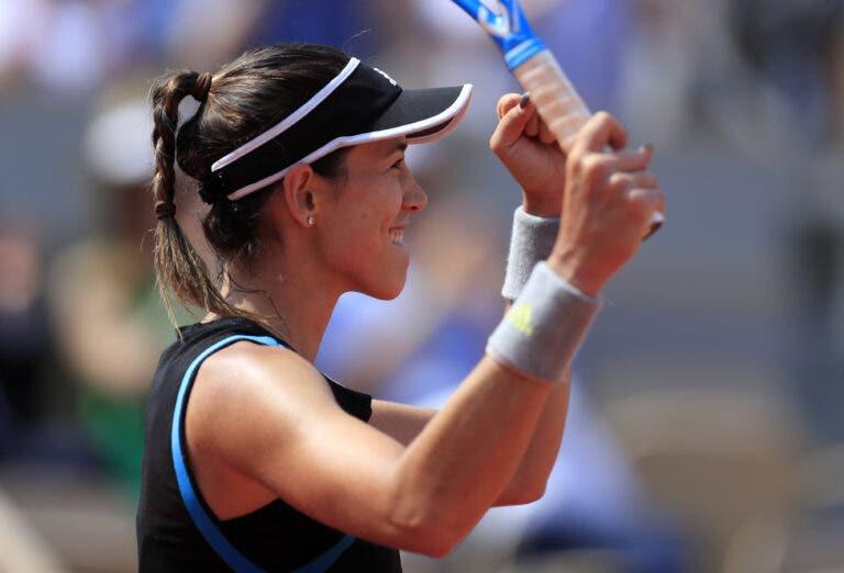 Muguruza continua em grande e despacha Svitolina rumo aos 'oitavos' em Roland Garros