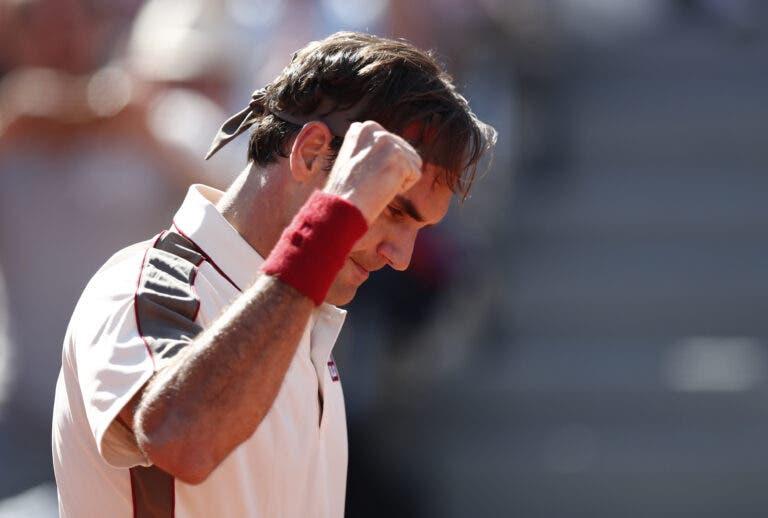 Federer e Nadal alcançam o mesmo registo histórico em Roland Garros… no mesmo dia
