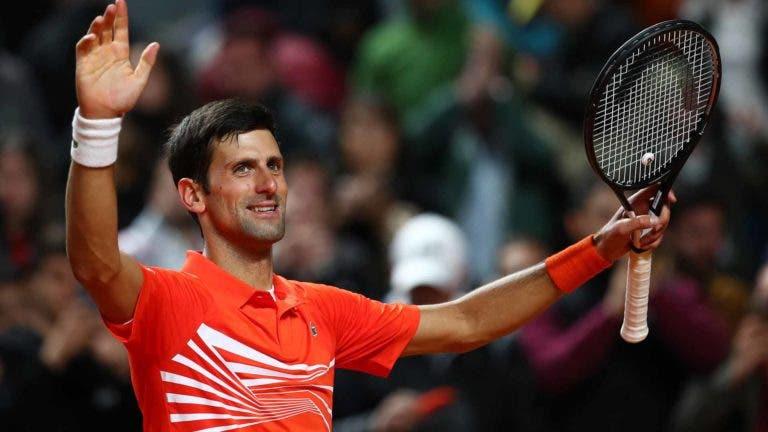 Djokovic e a vitória épica sobre Del Potro: «Foi uma das mais difíceis da época, senti-me perdido no campo»