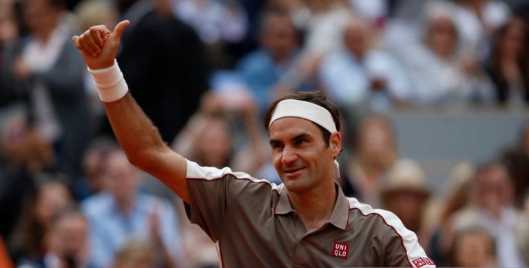 Ordem de jogos para domingo: Federer e Nadal jogam no Phillipe Chatrier