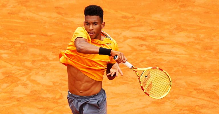 Auger Aliassime, de 18 anos, atinge segunda final ATP da carreira em Lyon