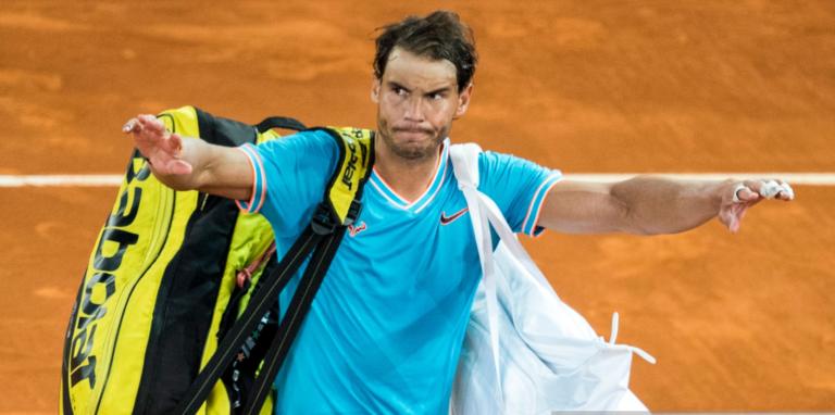 Nadal iguala recorde de Federer com final em Roma