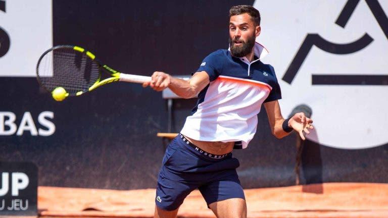 Paire joga muito, despacha Auger-Aliassime e conquista Lyon antes de rumar a Roland Garros