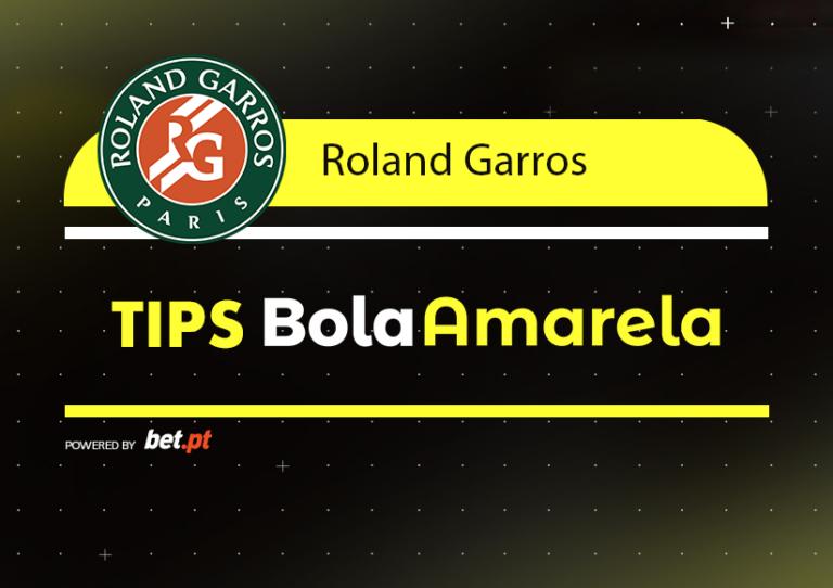 Apostas: Tips Roland Garros | 4/06/2019