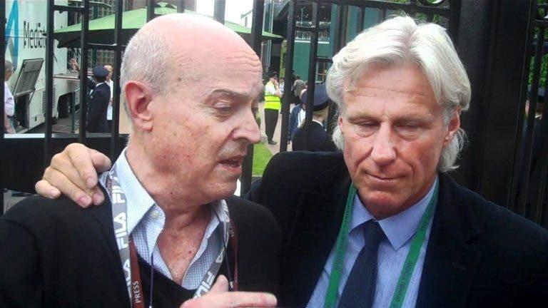 Jornalista italiano critica a organização e é expulso do torneio de Roma