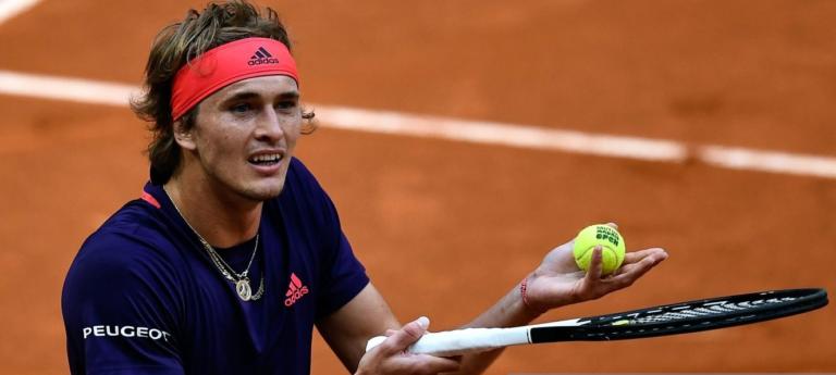 [VÍDEO] ATP divulga melhores pontos de Madrid sem tweener de Zverev e o alemão reclama