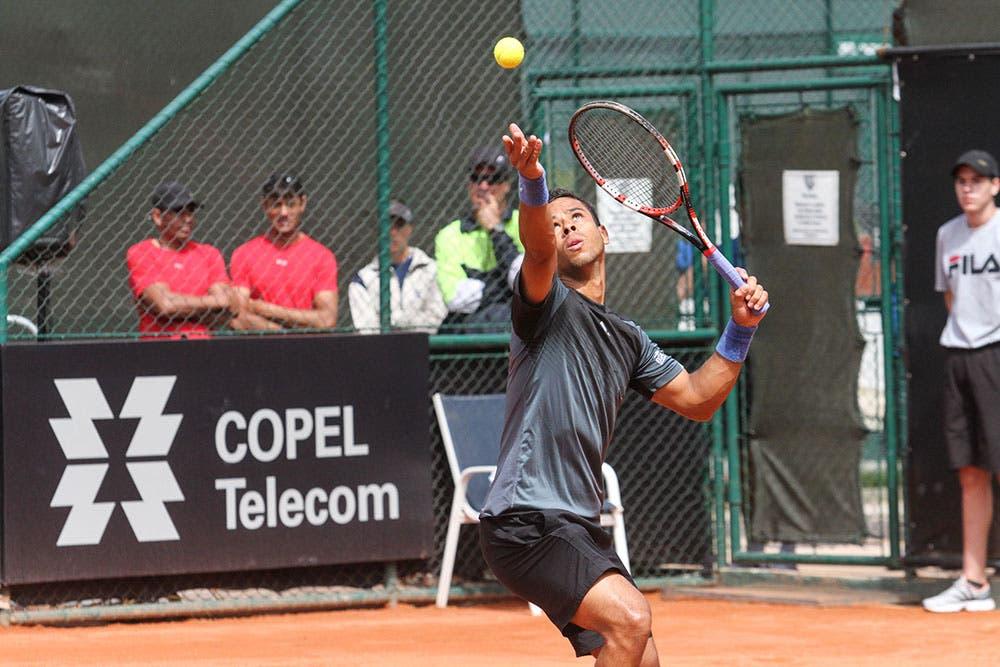 Daniel Dutra Silva vence com 'pneu' rumo à 2.ª ronda em Blois