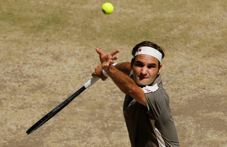 Federer sobre evitar Djokovic antes da final em Wimbledon: «Não representa uma diferença para mim»