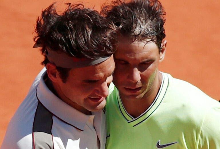 Treinador de Federer: «O Roger não vai ficar destruído se o Rafa ganhar 20 Grand Slams»