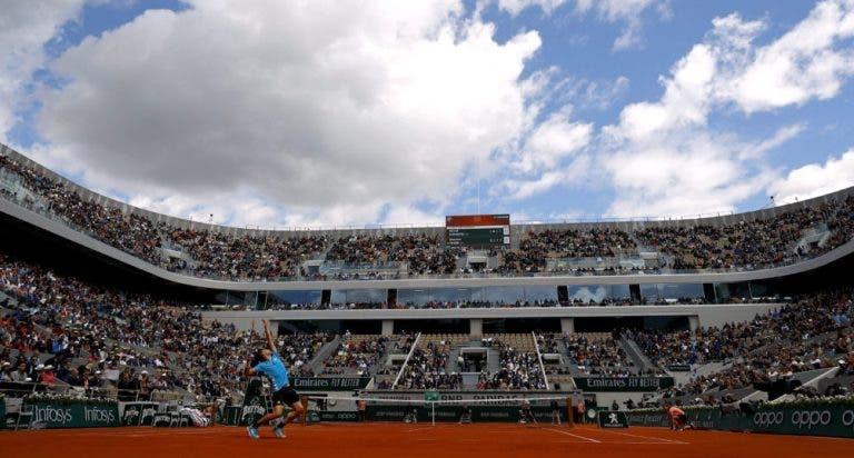 Diretor de Roland Garros assume que a data da edição de 2020 não está fechada