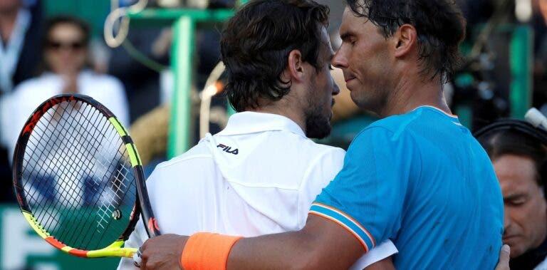 Pella: «Tenho medo de jogar contra o Nadal e o Federer»