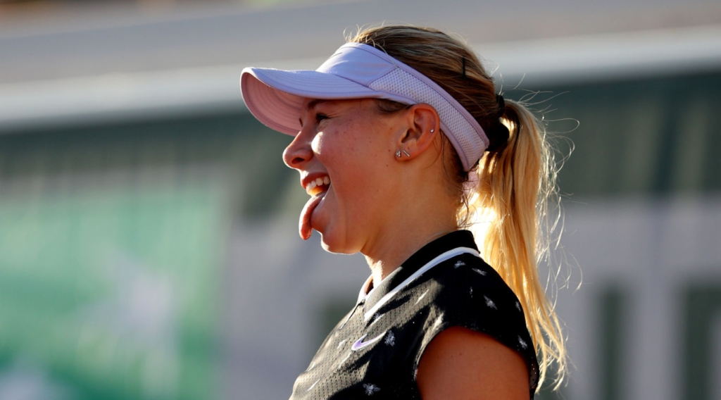 [VÍDEO] Serviço por baixo chegou ao WTA e Kyrgios aprova