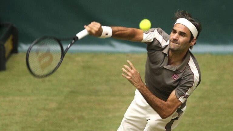 Federer contra o coaching: «Não apoio, tenho a melhor equipa do mundo, não é justo aproveitar-me»