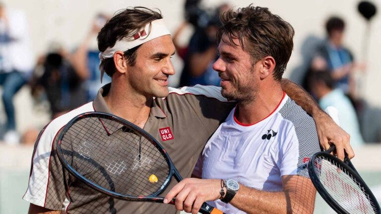 Wawrinka: «Federer é o melhor de sempre, não pode ser comparado aos outros»