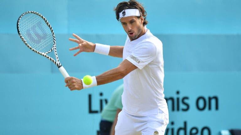 Mudança de planos: Feliciano Lopez já não vai jogar em Eastbourne