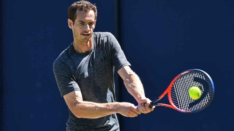 Murray: «Não me lesionei por tentar alcançar Federer, Nadal e Djokovic»