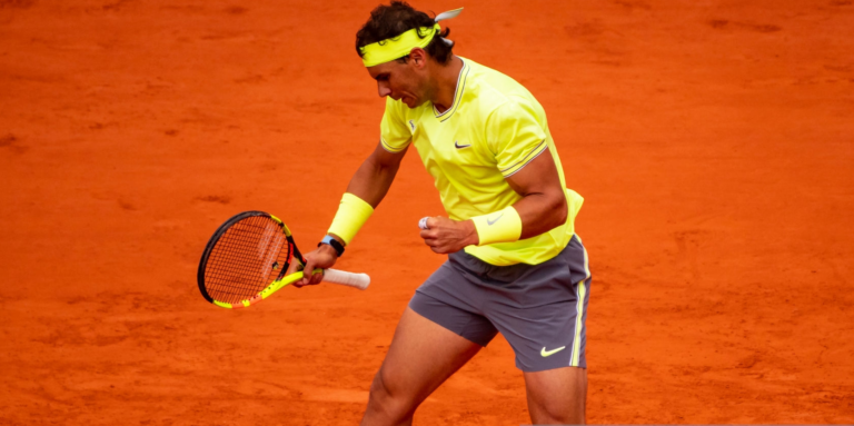 Nadal isola-se num registo que dividia com… Federer