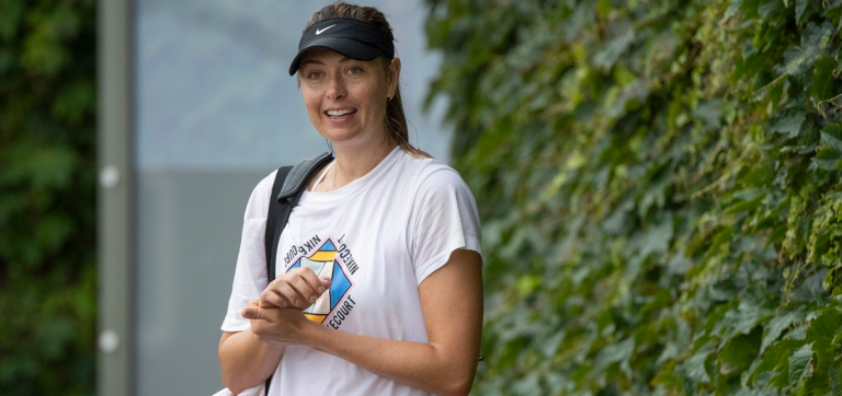 [FOTOS] Alguns dos melhores do Mundo já andam por Wimbledon