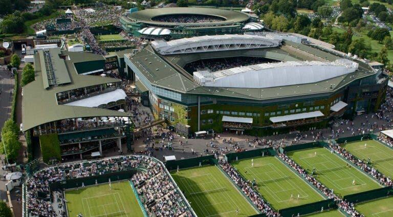 Já foram revelados os primeiros wild cards de Wimbledon