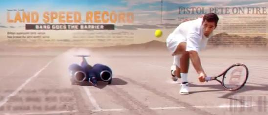 [VÍDEO] A impressionante promoção de Wimbledon que passa por várias lendas da modalidade