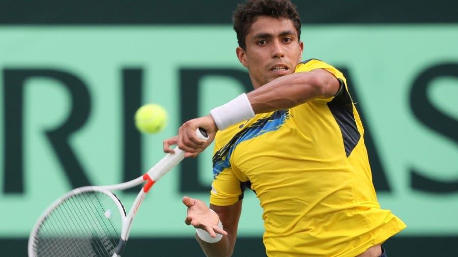 Thiago Monteiro garante quadro principal do ATP 500 de Hamburgo