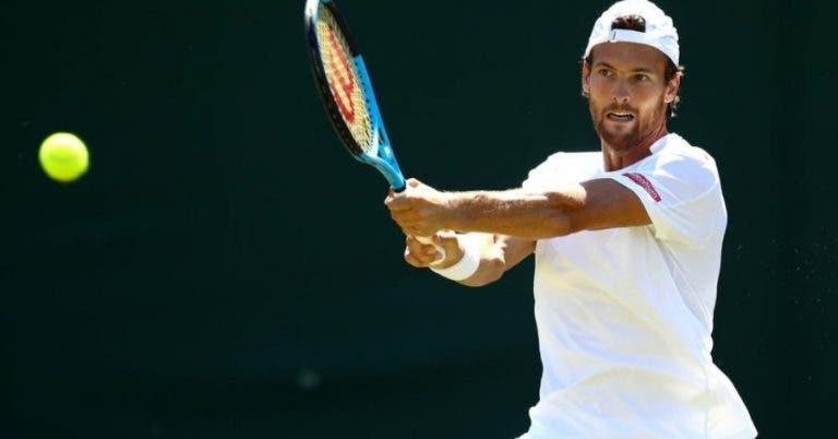 Wimbledon: siga João Sousa vs. Rafael Nadal no nosso live center