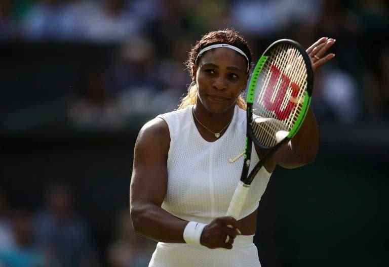 McEnroe deixa a receita para Serena voltar a vencer um Major: «Tem de ficar melhor fisicamente»