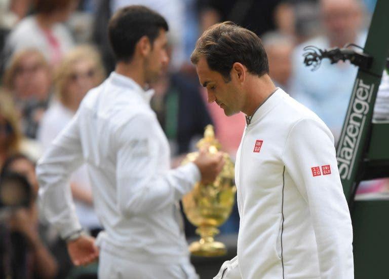 Pat Cash: «Federer vai ficar ferido durante algum tempo por ter perdido dois match points»