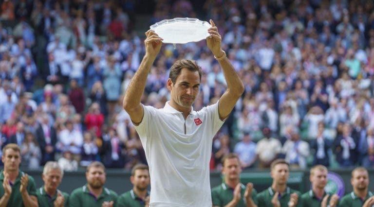 Federer: «Não sei se perder por 6-2, 6-2 e 6-2 é melhor que isto»