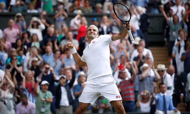 Edberg: «Foi uma honra treinar Federer. Sabe muito de ténis»