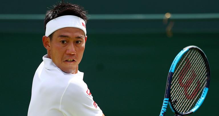 Nishikori: «Não me preocupo nada com a ausência do Federer e Djokovic em Montreal»