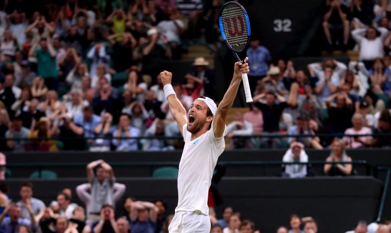 João Sousa triste com cancelamento de Wimbledon: «Vemo-nos em 2021»