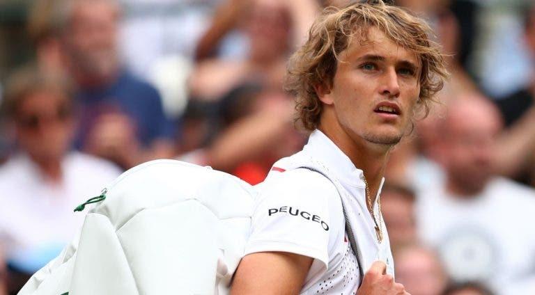"""Alexander Zverev pode estar prestes a """"separar-se"""" de Ivan Lendl"""