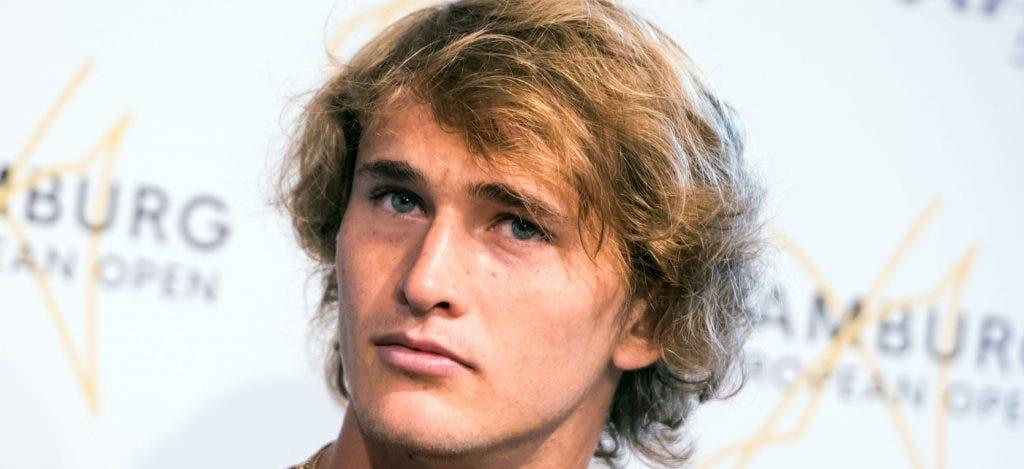 Zverev e as amizades no circuito: «Falo muito com Federer e Djokovic, mas não com o Nadal»